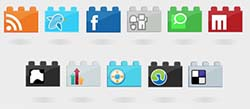 Sociolego Icon Pack Sample