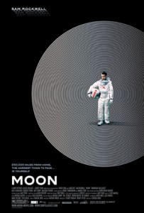 Moon film poster