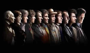Doctor Who 50th Anniversary Banner