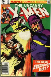 X-Men Vol.1 No.142