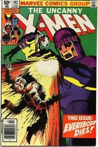 X-Men Vol.1 No.142