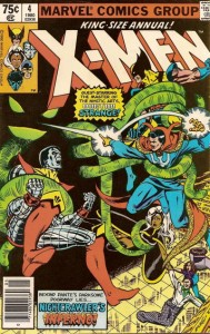 X-Men Annual Vol.1