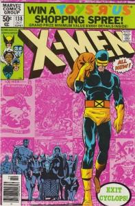 X-Men Vol 1, No.138