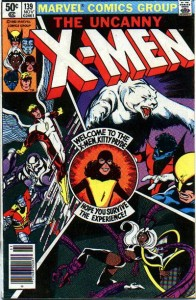 X-Men Vol.1 No.139