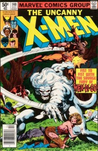 X-Men Vol.1 No.140