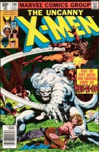 X-Men Vol.1 No.140
