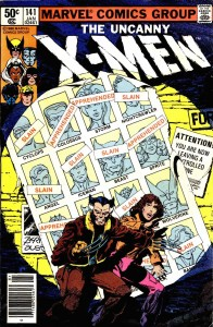 X-Men Vol.1 No.141