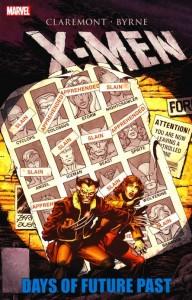 X-Men: Days of Future Past TPB Cover