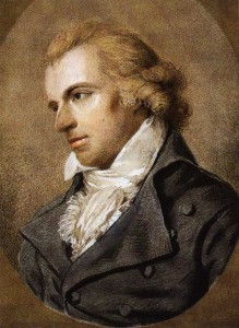 Friedrich Schiller, German poet & writer (1759-1805)