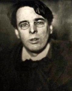 WB Yeats 1908