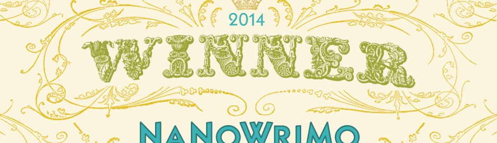 NaNoWriMo 2014 Winner!