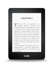 New Kindle Voyage
