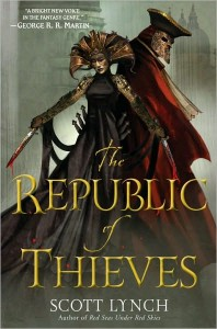 Republic of Thieves by Scott Lynch