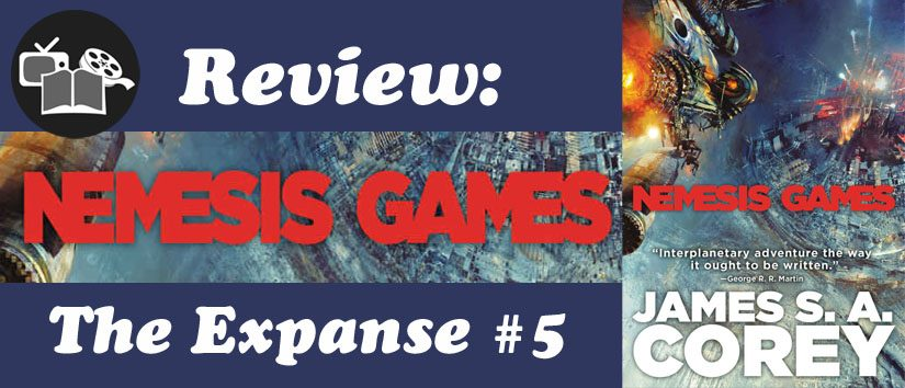Review: Nemesis Games