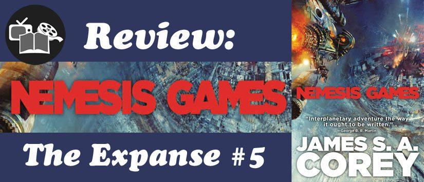 Review: Nemesis Games