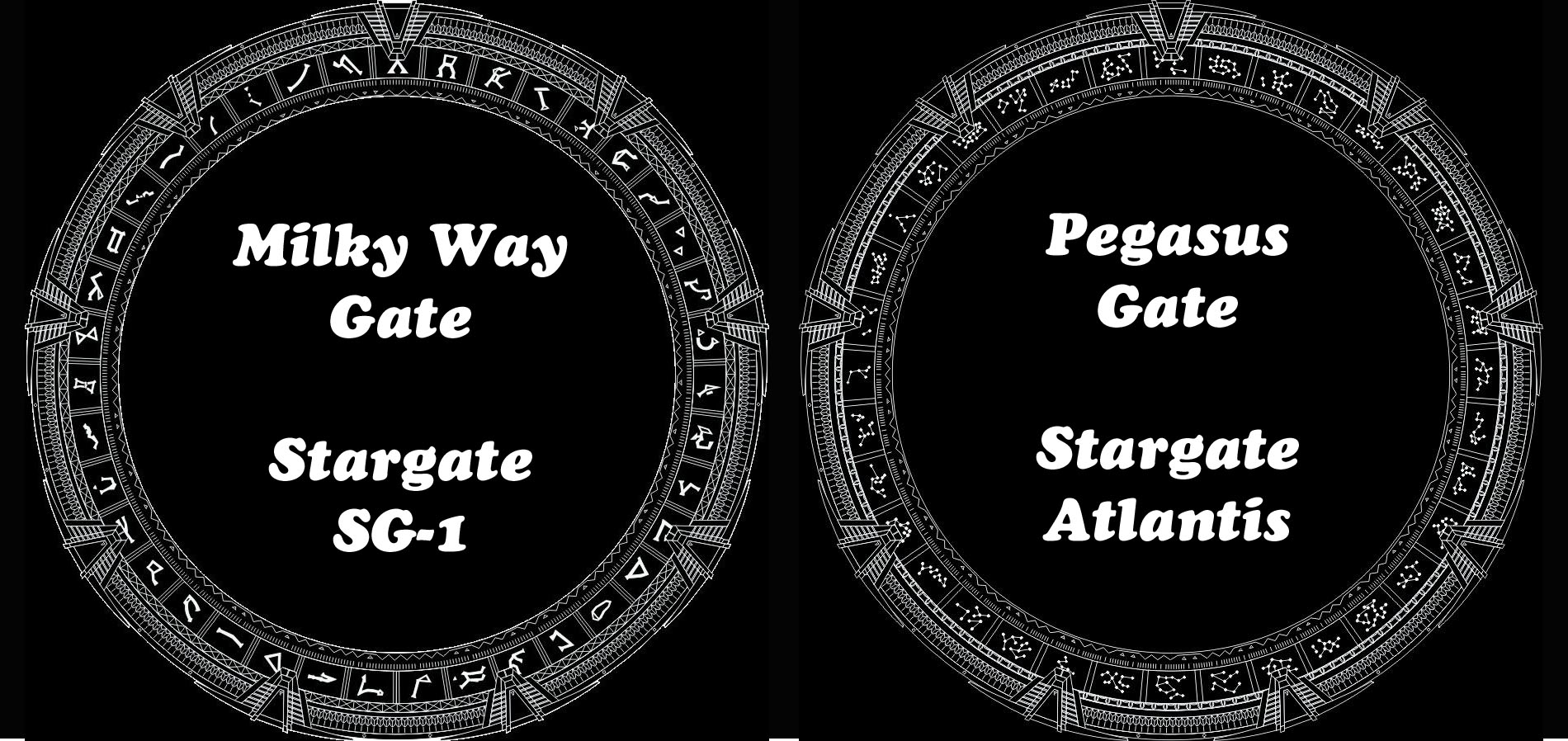 Stargate Symbole