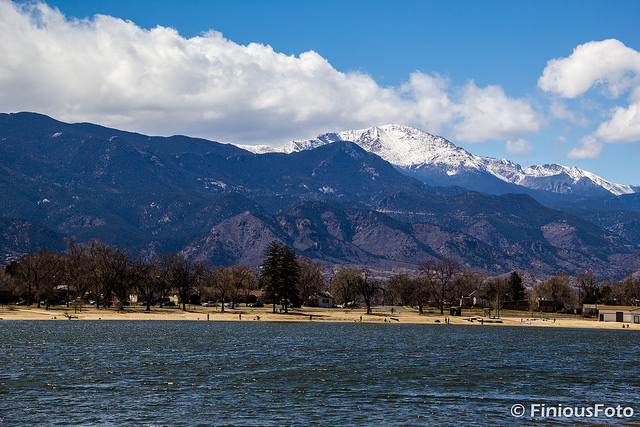 2018-04-08 Pikes Peak & Prospect Lake